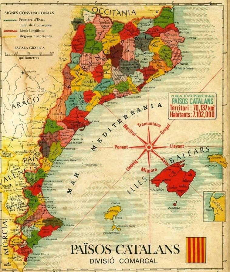 Fan una crida a omplir les xarxes de mapes dels Països Catalans amb motiu  dels 40 anys de la mort de Joan Ballester