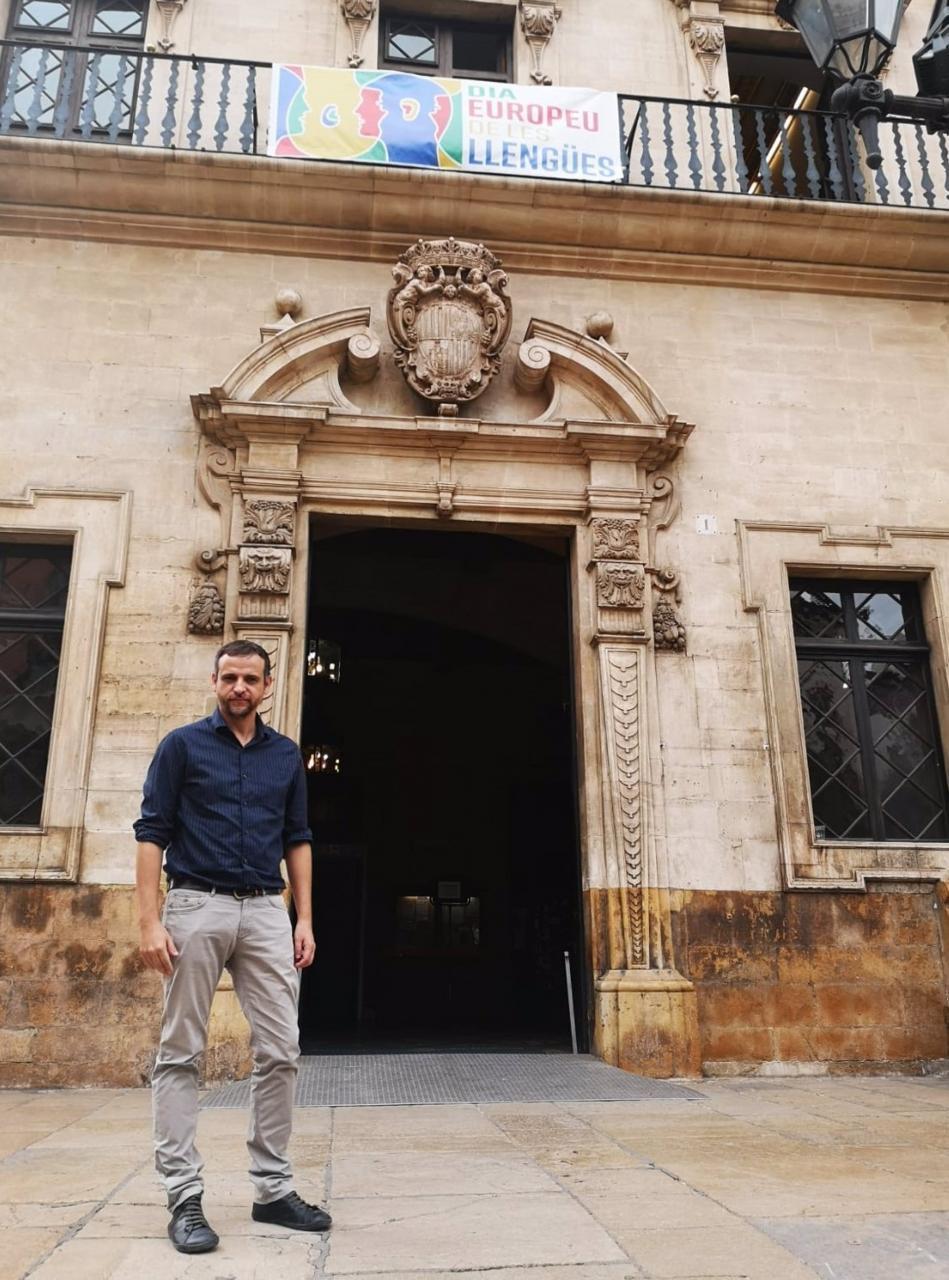 El Ayuntamiento de Palma se suma este domingo al Día Europeo de las Lenguas