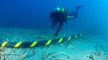 Cable submarino.
