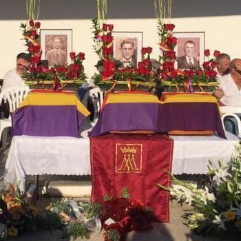 CristinaRihuete: «Vivim en un país incivilitzat» pel que fa la investigació dels genocidis