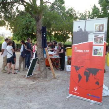 Solidaritat i ecologia s'uneixen per donar impuls al Comerç Just