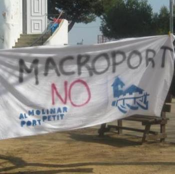 'Al Molinar, Port Petit' es vol reunir amb Cort «de manera imminent»