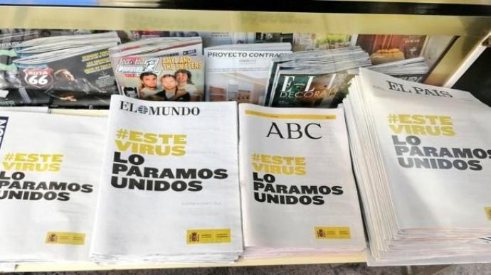 La campanya de publicitat #EsteVirusLoParamosUnidos ha costat quatre milions i mig d'euros als contribuents