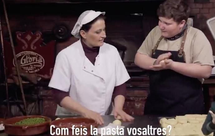 [VÍDEO] Aprendre a fer panades amb Xisca Camps i Miquel Montoro