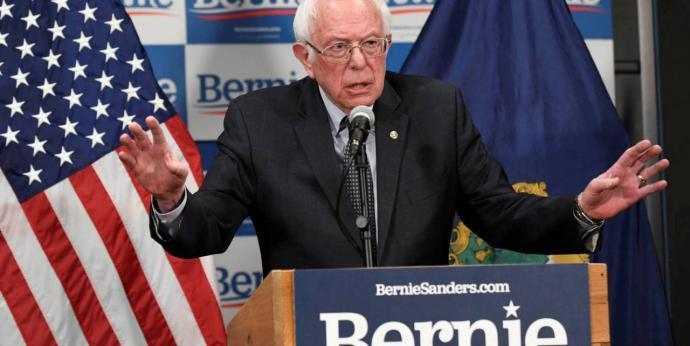 Sanders abandona la carrera a la presidència dels Estats Units