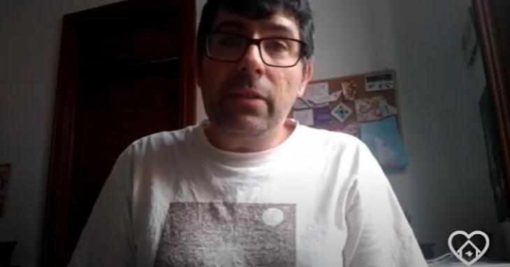 [VÍDEO] Pere Perelló: «Vull una Mallorca on xerrar la teva llengua no hagi de ser un acte quotidià de resistència»