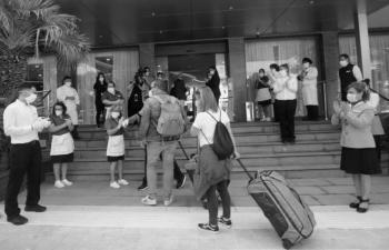 Fer mamballetes als turistes