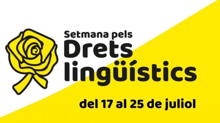 L'OCB convoca la 'Setmana pels Drets Lingüístics' entre el 17 i el 25 de juliol