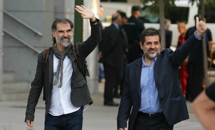 Mil dies dels Jordis a la presó... mil dies de vergonya internacional de l'Estat espanyol