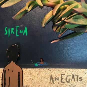 [VÍDEO] Anegats presenta 'Sirena', senzill del nou àlbum que prepara per a finals d'any