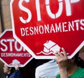 La PAH Mallorca demana als partits del Parlament un lloguer social per als desnonats
