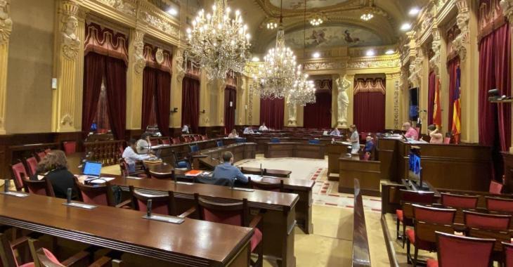 El Parlament rebutja que el B2 de català passi a ser un mèrit en la selecció de personal sanitari