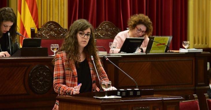 Unides Podem reclama la llei de protecció de la llibertat sexual per a erradicar les violències sexuals