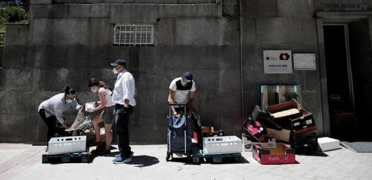 El Govern destina 30 milions d'euros anuals a la lluita contra la pobresa