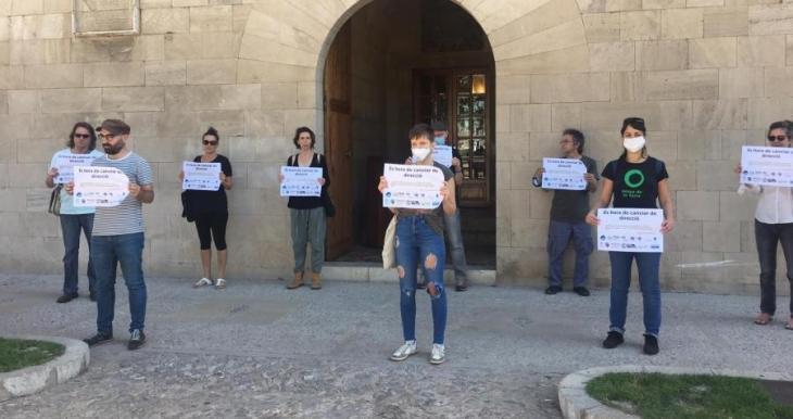 El GOB veu «amb incredulitat» els anuncis d'Armengol al Debat de Política General