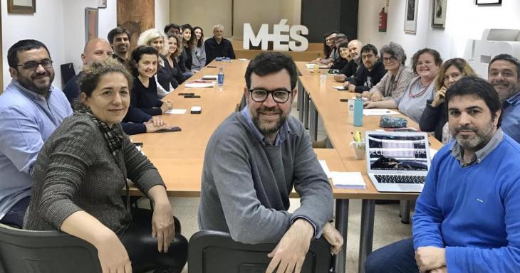 MÉS per Mallorca «lamenta» la manca d'autocrítica d'Armengol, però s'estima més mirar cap a un altre costat