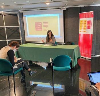 [VÍDEO] El Segell arriba a les Balears per a promocionar els productes lingüísticament responsables