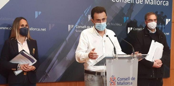 Mallorca serà el primer territori de l'Estat a prohibir l'ús d'herbicides en el manteniment de les carreteres