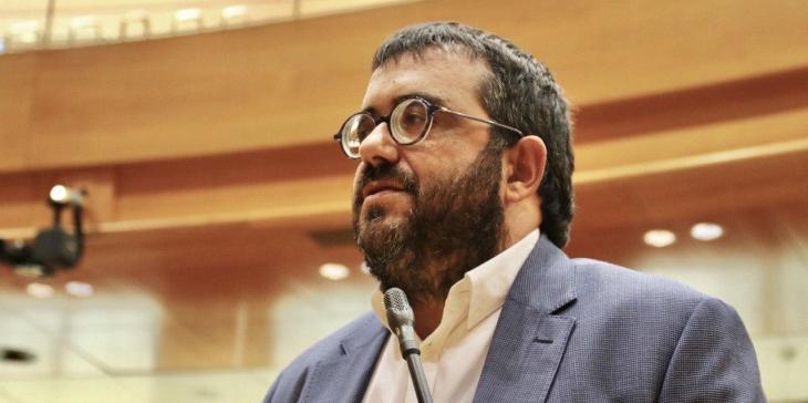 Vidal censura el «rebuig flagrant» per part del PSOE i Podemos a les esmenes dels PGE