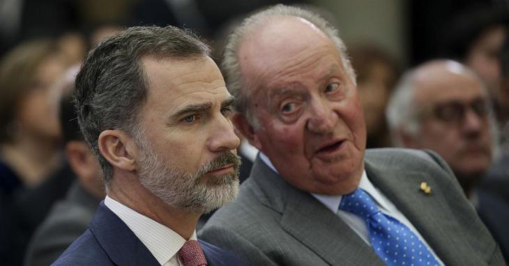 Nou escàndol: Patrimoni Nacional paga els sous i viatges dels assistents de Juan Carlos I als Emirats Àrabs Units