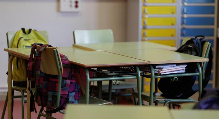 Educació prioritza les mesures de prevenció de contagis de la Covid-19 al confort tèrmic a les aules