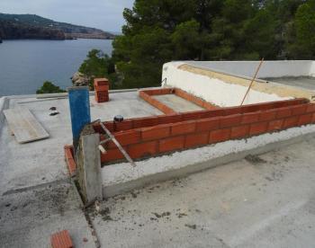 El Govern imposa una sanció de més de 70.000 euros per unes obres no autoritzades en zona de servitud de protecció