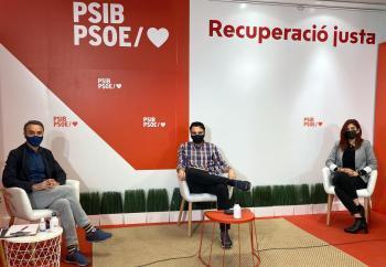 El PSIB-PSOE torna a reiterar que «l'enfortiment de la democràcia» és la millor resposta a la crisi actual