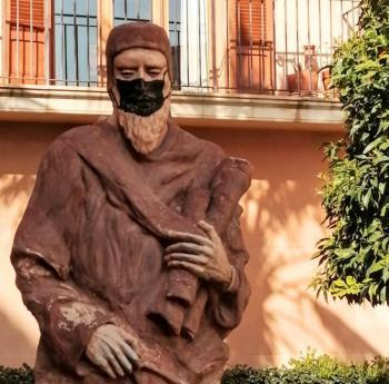 ARCA denuncia que «la incultura i l'incivisme s'escampem per Palma» després de l'atac a l'estàtua de Jafudà Cresques
