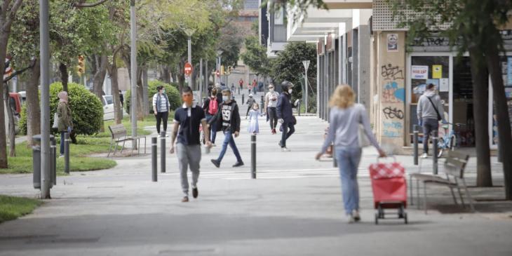 El Govern espanyol avisa que sense estat d'alarma també es pot restringir la mobilitat