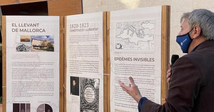 Arriba a Son Servera l'exposició 'La darrera pesta d'Europa: la pesta de 1820 al llevant de Mallorca'
