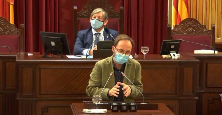 Més per Menorca vol posar fi a «l'abús» que fa el Govern dels decrets llei