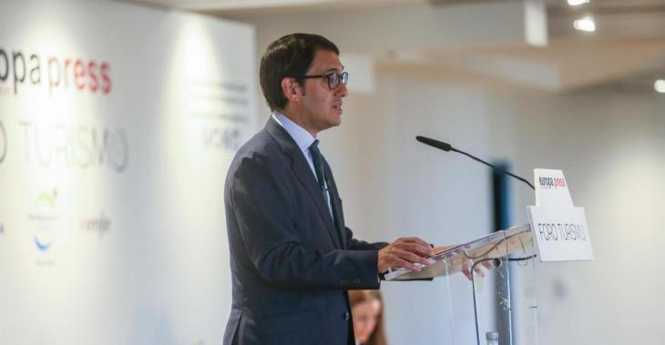 Negueruela defensa «excepcions» per a les Balears en l'impost verd als bitllets d'avió plantejat per l'Estat