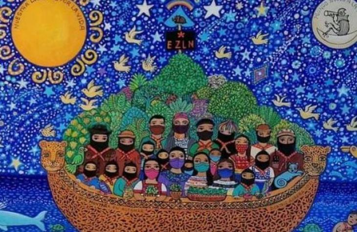 Indígenes zapatistes visitaran les Balears i el Comitè d'Acollida fa una crida a donar-hi suport