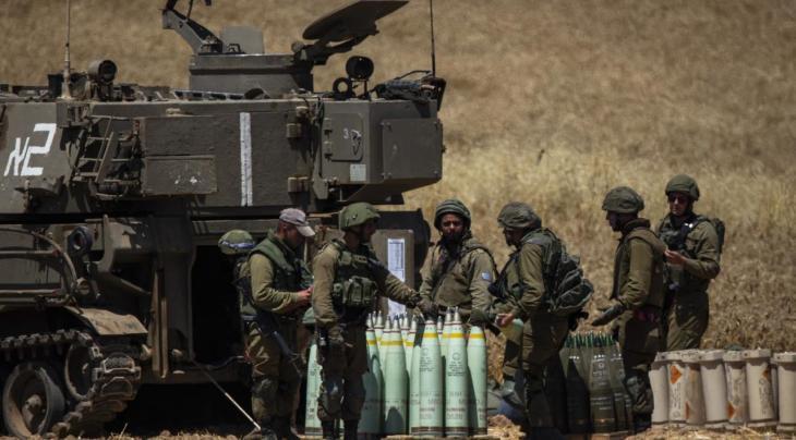 Han mort un mínim de 120 palestins, 31 d'ells, nins i 8 israelians en l'actual escalada bèl·lica