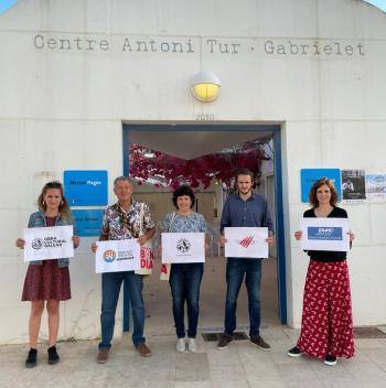 Les principals entitats culturals de les Balears fan un front comú en defensa de la cultura, la llengua i el país
