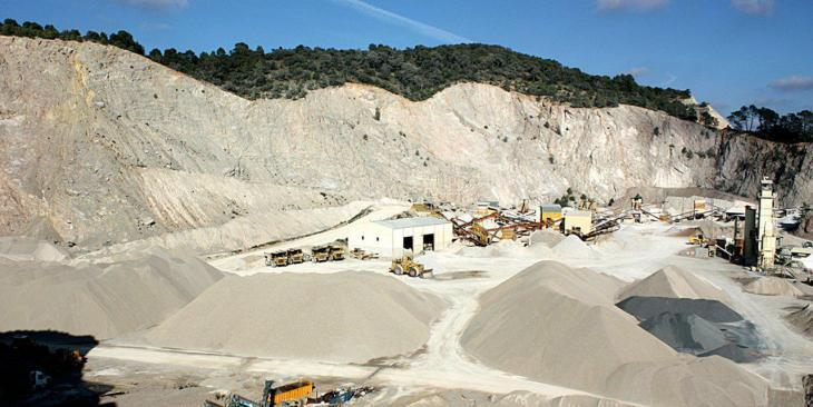 MÉS-Estimam Palma reitera el seu rebuig a la reobertura de la pedrera d'Establiments