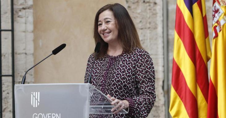 Armengol: «Si s'ha aconseguit la pau al País Basc, ara cal cercar l'encaix que necessita Catalunya»