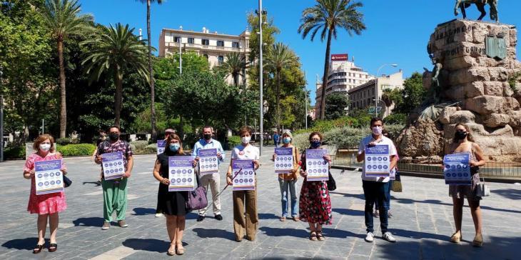 Ben Amics convoca la Manifestació de l'Orgull LGTBI+ 2021 a Palma