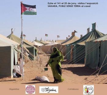 Aquest divendres, darrera sessió del cicle de solidaritat amb el poble sahrauí organitzat pels Joves de Son Sardina