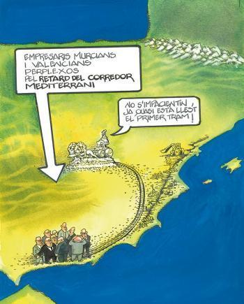 El Corredor Mediterrani, una oportunitat desaprofitada i reclamada des de fa dècades