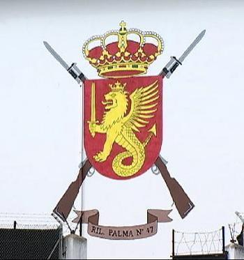 Unides Podem: «Consideram una greu incongruència que encara hi hagi una companyia del Regiment d'Infanteria 47 de Palma amb el nom de Millán-Astray»