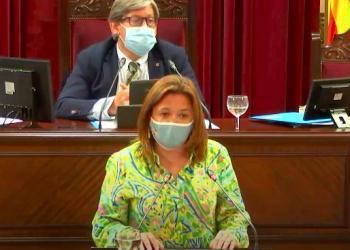 Garrido defensa que el decret de sancions antibotellada «es dirigeix a una minoria en benefici de la majoria»
