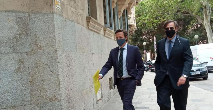 El jutge Manuel Penalva, jubilat per incapacitat permanent