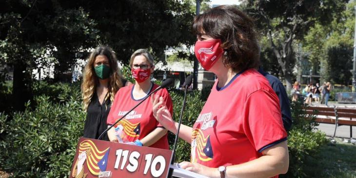 L'Assemblea Nacional Catalana organitza mobilitzacions per a «reivindicar i donar valor a l'octubre del 2017»