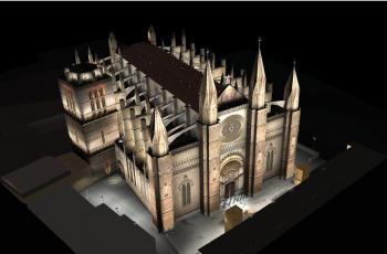 Adjudicada la renovació de l'enllumenat ornamental exterior de la Seu per 2,2 milions d'euros