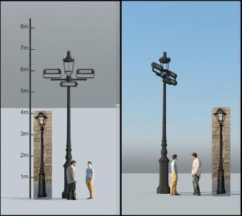 ARCA considera el nou projecte d'il·luminació de Cort una «pertorbació paisatgística innecessària i una equivocació»
