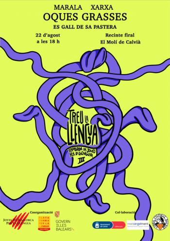 Aquest estiu el concert 'Treu la llengua' arriba a totes les illes