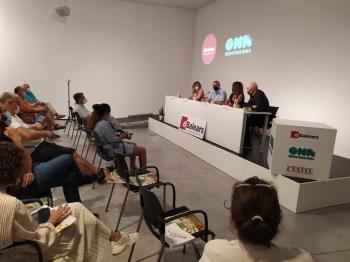 Obelleiro, Otamendi i Partal aposten per un periodisme compromès i en la llengua pròpia de cada país