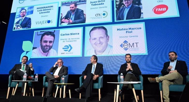 L'EMT de Palma participa aquesta setmana en el Congrés Green Gas Mobility Summit