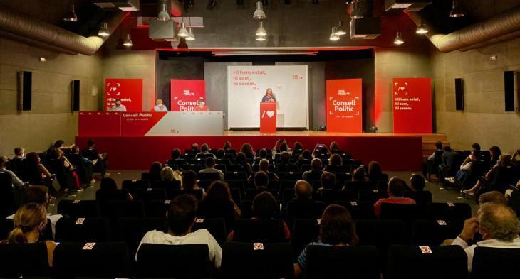 [VÍDEO] Armengol vol continuar liderant el PSIB-PSOE i optarà a la reelecció de la secretaria general del partit